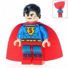 Minifigure Superman DC Comics Super Heroes Compatible Lego Building Blocks Toys