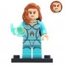 Minifigure Mera from Aquaman DC Comics Super Heroes Compatible Lego Building Blocks Toys