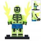 Minifigure Doctor Phosphorus DC Comics Super Heroes Compatible Lego Building Blocks Toys