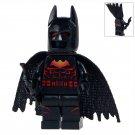 Minifigure Dark Batman DC Comics Super Heroes Compatible Lego Building Blocks Toys