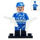 Minifigure Captain Boomerang DC Comics Super Heroes Compatible Lego Building Blocks Toys