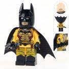Minifigure Yellow/Black Batman DC Comics Super Heroes Compatible Lego Building Blocks Toys