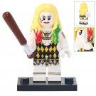 Minifigure Harley Quinn DC Comics Super Heroes Compatible Lego Building Blocks Toys