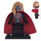 Minifigure Overgirl DC Comics Super Heroes Compatible Lego Building Blocks Toys