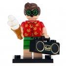 Minifigure Young Robin DC Comics Super Heroes Compatible Lego Building Blocks Toys
