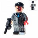 Minifigure Two-Face DC Comics Super Heroes Compatible Lego Building Blocks Toys