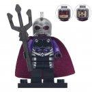 Minifigure Ocean Master Orm Marius DC Comics Super Heroes Compatible Lego Building Blocks Toys