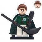Minifigure Lucian Bole Harry Potter Compatible Lego Building Blocks Toys