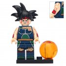 Minifigure Burdock Dragon Ball Z Compatible Lego Building Blocks Toys