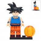 Minifigure Goku Dragon Ball Z Compatible Lego Building Blocks Toys