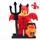 Minifigure Problem Child Little Devil Compatible Lego Building Blocks Toys