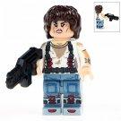 Minifigure Ellen Ripley from Alien Compatible Lego Building Blocks Toys
