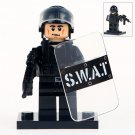 Minifigure Glenn Rhee The Walking Dead Compatible Lego Building Blocks Toys