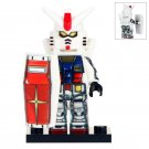 Minifigure Gundam RX78-2 Compatible Lego Building Blocks Toys