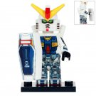 Minifigure Gundam RX-178 Compatible Lego Building Blocks Toys