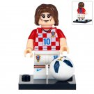 Minifigure Luka Modric Croatian Footballer Compatible Lego Building Blocks Toys