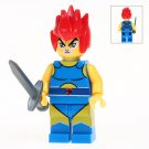 Minifigure Lion-O Thundercats Compatible Lego Building Blocks Toys