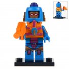 Minifigure Manaface Masters of the Universe Compatible Lego Building Blocks Toys