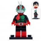 Minifigure Kamen Masked Rider Compatible Lego Building Blocks Toys