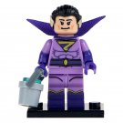 Minifigure Zan Wonder Twins Compatible Lego Building Blocks Toys