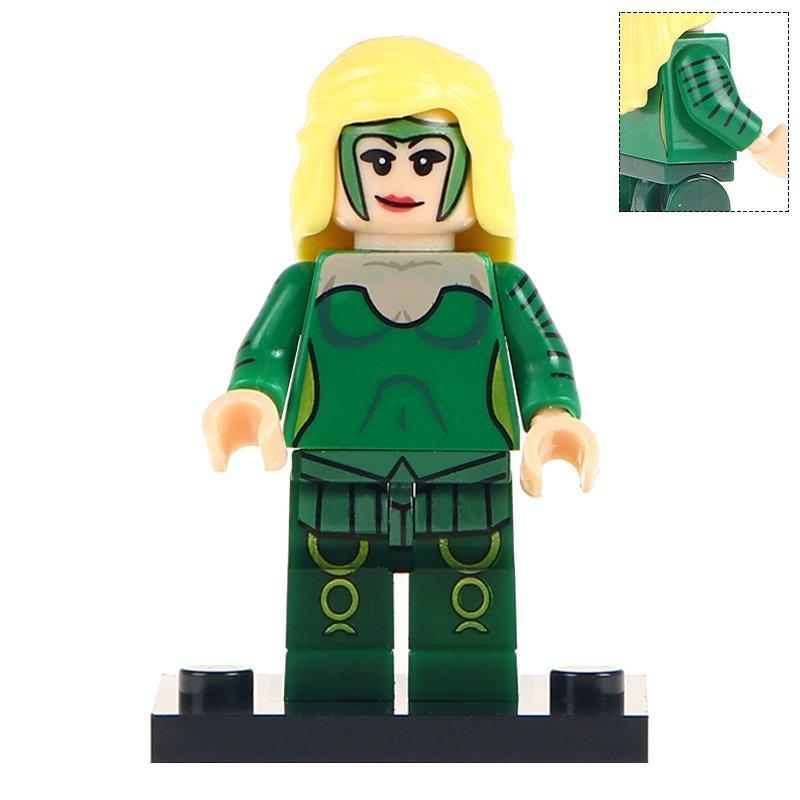 Minifigure Aiushtha the Enchantress Compatible Lego Building Blocks Toys