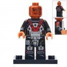 Minifigure Electrocutioner DC Comics Super Heroes Compatible Lego Building Blocks Toys