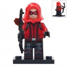 Minifigure Red Arrow DC Comics Super Heroes Compatible Lego Building Blocks Toys