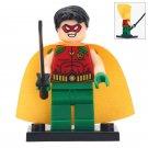 Minifigure Robin DC Comics Super Heroes Compatible Lego Building Blocks Toys