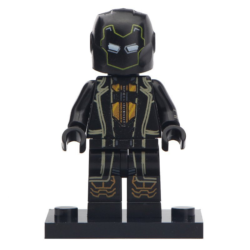Minifigure Ronin DC Comics Super Heroes Compatible Lego Building Blocks Toys