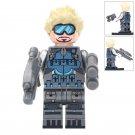 Minifigure Tony DC Comics Super Heroes Compatible Lego Building Blocks Toys