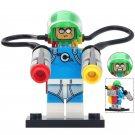Minifigure Condiment King DC Comics Super Heroes Compatible Lego Building Blocks Toys