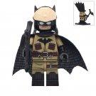Minifigure Red Son Batman DC Comics Super Heroes Compatible Lego Building Blocks Toys