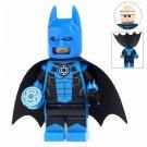 Minifigure Blue Batman DC Comics Super Heroes Compatible Lego Building Blocks Toys