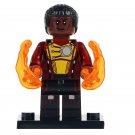 Minifigure Firestorm DC Comics Super Heroes Compatible Lego Building Blocks Toys