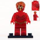 Minifigure Flash Justice League 3000 DC Comics Super Heroes Compatible Lego Building Blocks Toys