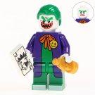 Minifigure Joker with Statuette of Oscar DC Comics Super Heroes Compatible Lego Building Block Toys