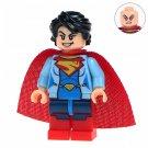 Minifigure Superwoman DC Comics Super Heroes Compatible Lego Building Blocks Toys