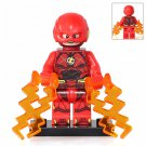 Minifigure Flash DC Comics Super Heroes Compatible Lego Building Blocks Toys