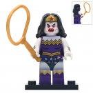 Minifigure Bizarra Wonder Woman DC Comics Super Heroes Compatible Lego Building Blocks Toys