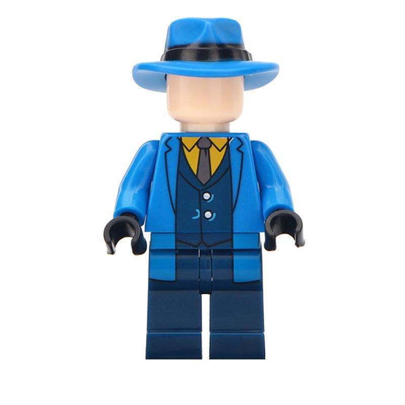 Minifigure Question DC Comics Super Heroes Compatible Lego Building Blocks Toys
