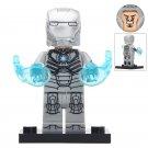 Minifigure Iron Man Mark 2 Costume Marvel Super Heroes Compatible Lego Building Block Toys