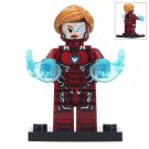 Minifigure Pepper Potts Iron Man Marvel Super Heroes Compatible Lego Building Block Toys