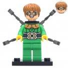 Minifigure Doctor Octopus Marvel Super Heroes Compatible Lego Building Block Toys