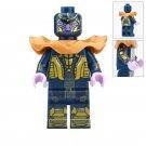 Minifigure Thanos Marvel Super Heroes Compatible Lego Building Block Toys