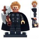 Minifigure Thor Marvel Super Heroes Compatible Lego Building Block Toys