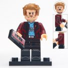 Minifigure Star Lord Marvel Super Heroes Compatible Lego Building Block Toys
