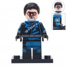 Minifigure Tony Stark Iron Man Marvel Super Heroes Compatible Lego Building Block Toys