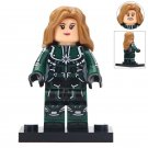 Minifigure Captain Marvel Marvel Super Heroes Compatible Lego Building Block Toys