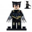 Minifigure Wolverine X-Men Marvel Super Heroes Compatible Lego Building Block Toys