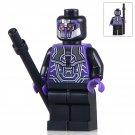Minifigure Sakaaran Marvel Super Heroes Compatible Lego Building Block Toys